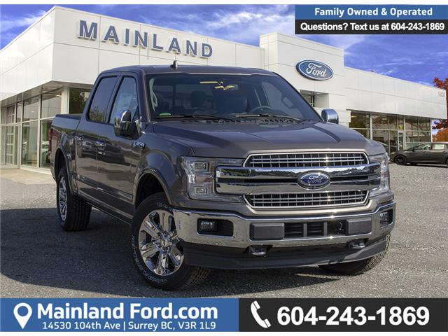 2018 Ford F-150 Lariat (Stk: 8F15878) in Surrey - Image 1 of 29