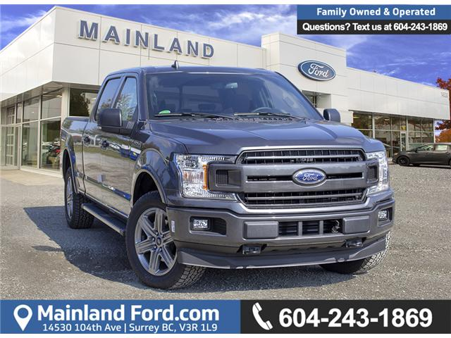 2018 Ford F-150  (Stk: 8F17294) in Surrey - Image 1 of 28