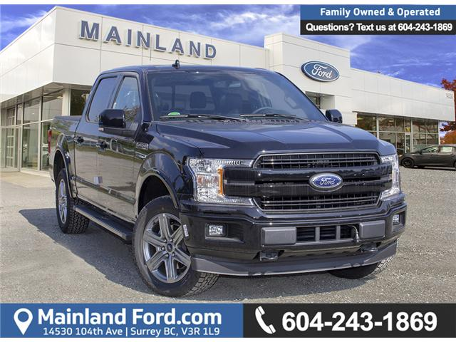 2018 Ford F-150  (Stk: 8F17304) in Surrey - Image 1 of 29