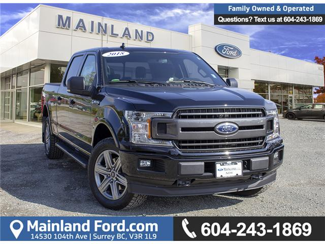2018 Ford F-150  (Stk: 8F17313) in Surrey - Image 1 of 29