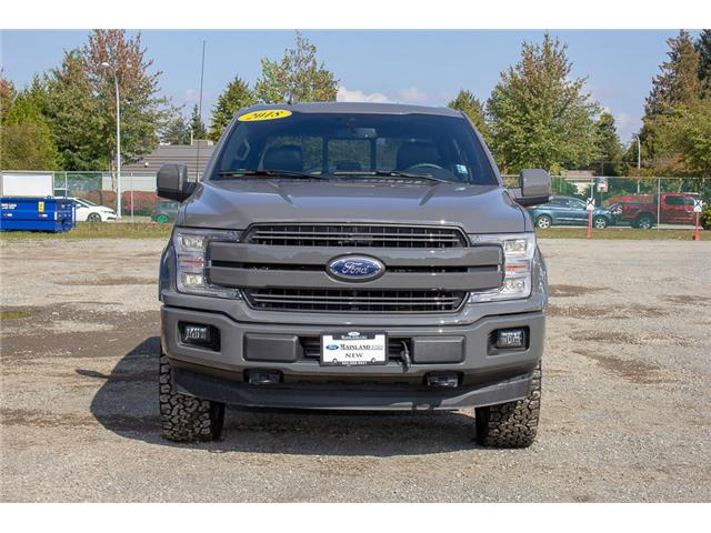 2018 Ford F-150 Lariat (Stk: 8F17929) in Surrey - Image 2 of 15