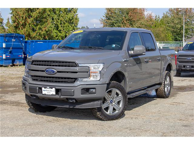 2018 Ford F-150 Lariat (Stk: 8F17929) in Surrey - Image 3 of 15
