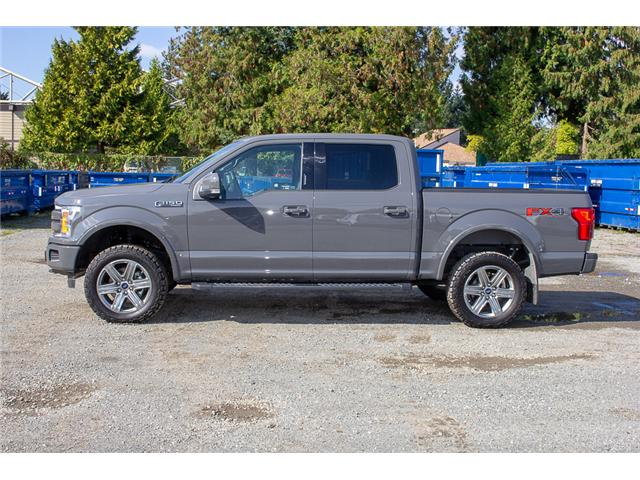 2018 Ford F-150 Lariat (Stk: 8F17929) in Surrey - Image 4 of 15