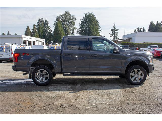2018 Ford F-150 Lariat (Stk: 8F17929) in Surrey - Image 8 of 15