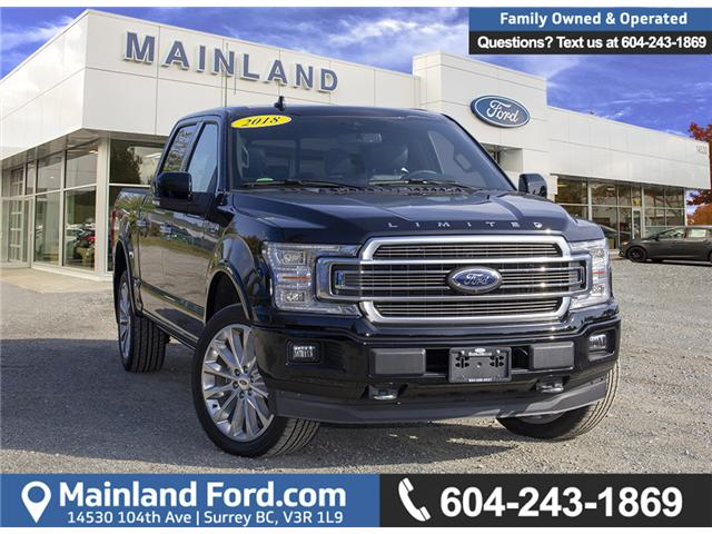 2018 Ford F-150 Limited (Stk: 8F18004) in Surrey - Image 1 of 29