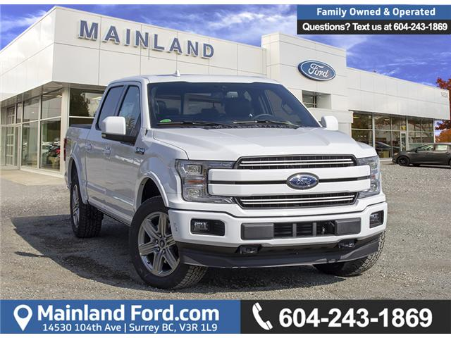 2018 Ford F-150 Lariat (Stk: 8F19308) in Surrey - Image 1 of 28