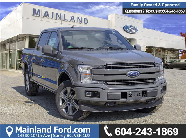 2018 Ford F-150 Lariat (Stk: 8F19309) in Surrey - Image 1 of 29