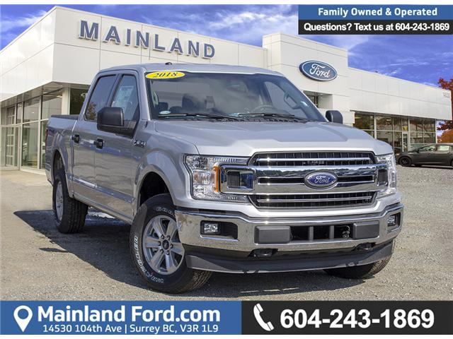 2018 Ford F-150  (Stk: 8F19679) in Surrey - Image 1 of 21