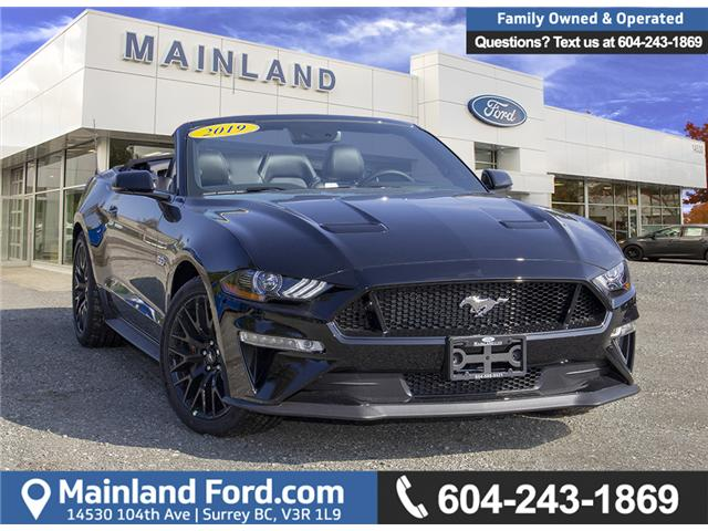 2019 Ford Mustang GT Premium (Stk: 9MU5798) in Surrey - Image 1 of 28