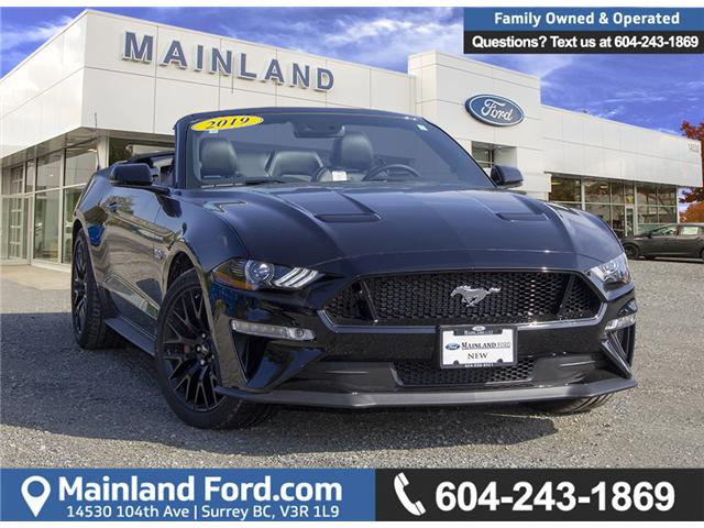 2019 Ford Mustang GT Premium (Stk: 9MU9843) in Surrey - Image 1 of 26