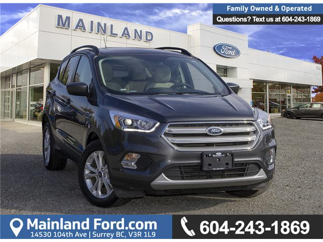 2018 Ford Escape SEL (Stk: P1560) in Surrey - Image 1 of 25
