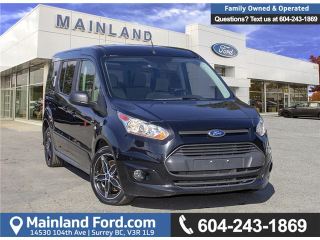 2016 Ford Transit Connect XLT (Stk: P8906) in Surrey - Image 1 of 28