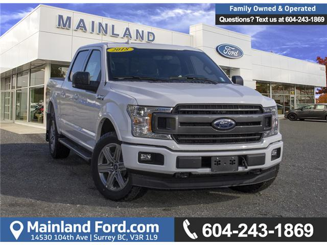 2018 Ford F-150  (Stk: 8F13672) in Surrey - Image 1 of 28