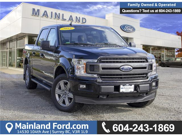 2018 Ford F-150  (Stk: 8F14607) in Surrey - Image 1 of 29