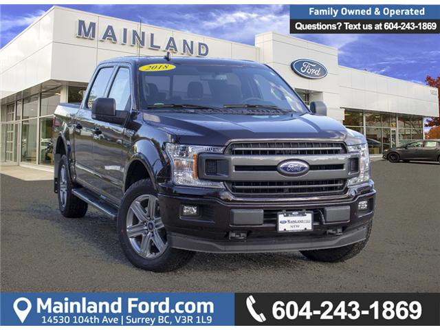 2018 Ford F-150  (Stk: 8F17296) in Surrey - Image 1 of 25