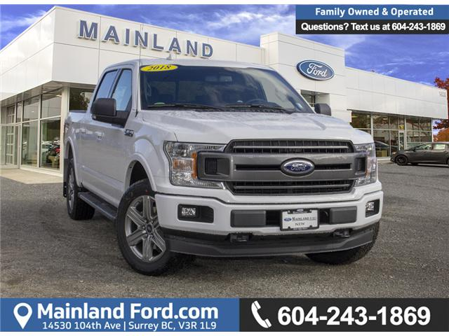 2018 Ford F-150  (Stk: 8F17299) in Surrey - Image 1 of 30