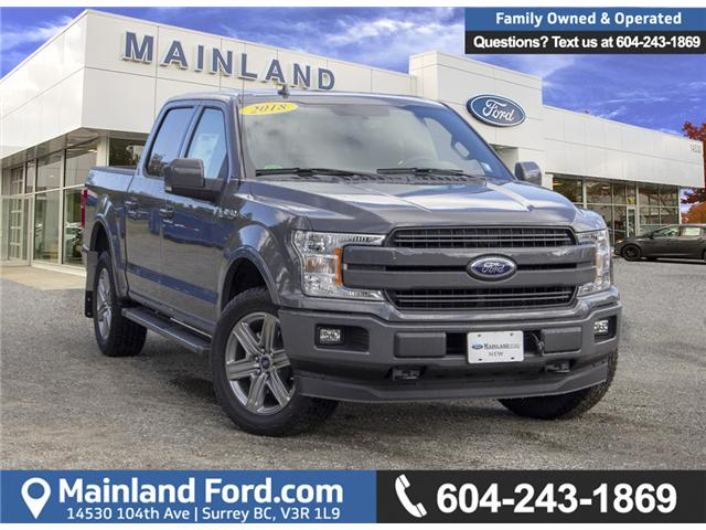 2018 Ford F-150  (Stk: 8F17305) in Surrey - Image 1 of 30