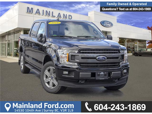 2018 Ford F-150  (Stk: 8F17306) in Surrey - Image 1 of 29