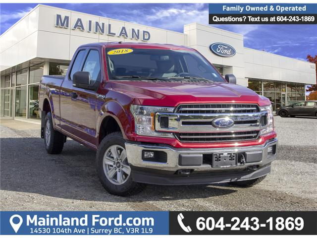 2018 Ford F-150 XLT (Stk: 8F18111) in Surrey - Image 1 of 30