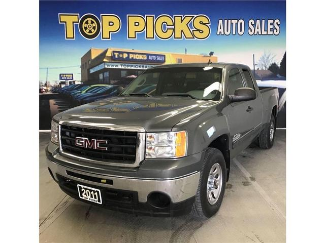 2011 GMC Sierra 1500 SL Nevada Edition (Stk: 315803) in NORTH BAY - Image 1 of 22