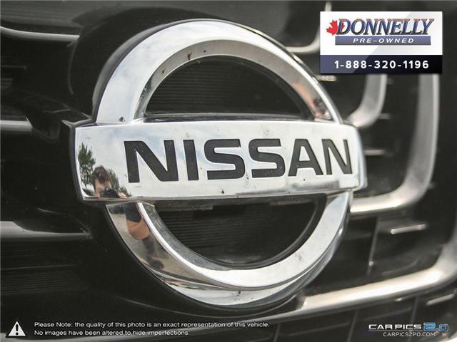 2017 Nissan Murano SV (Stk: CLMUR914) in Kanata - Image 9 of 27