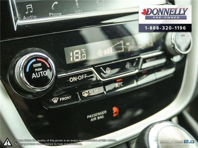 2017 Nissan Murano SV (Stk: CLMUR914) in Kanata - Image 20 of 27