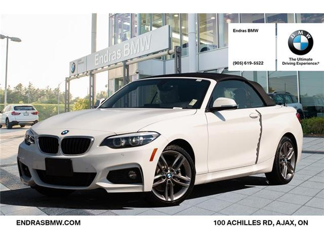 2018 BMW 230i xDrive (Stk: 20306) in Ajax - Image 1 of 20