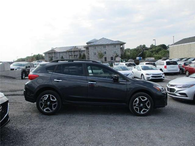 2018 Subaru Crosstrek LIMITED AWD - BACKUP CAM * SUNROOF * HEATED SEATS (Stk: JGJ446A) in Cornwall - Image 1 of 1