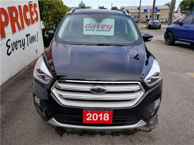 2018 Ford Escape Titanium (Stk: 18-615) in Oshawa - Image 2 of 17
