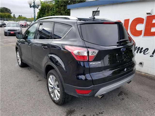 2018 Ford Escape Titanium (Stk: 18-615) in Oshawa - Image 5 of 17