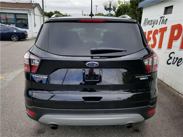 2018 Ford Escape Titanium (Stk: 18-615) in Oshawa - Image 6 of 17