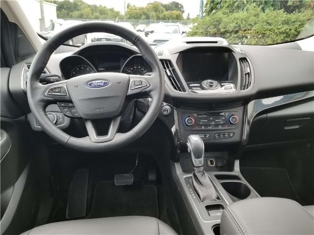 2018 Ford Escape Titanium (Stk: 18-615) in Oshawa - Image 11 of 17