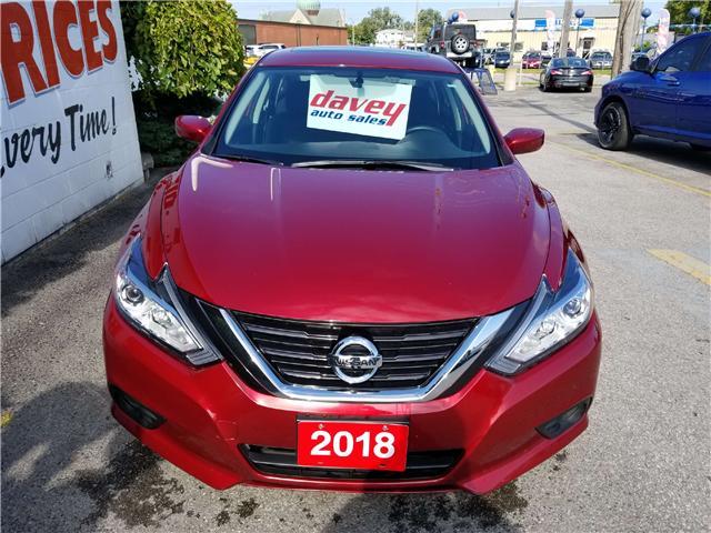 2018 Nissan Altima 2.5 SV (Stk: 18-618) in Oshawa - Image 2 of 17