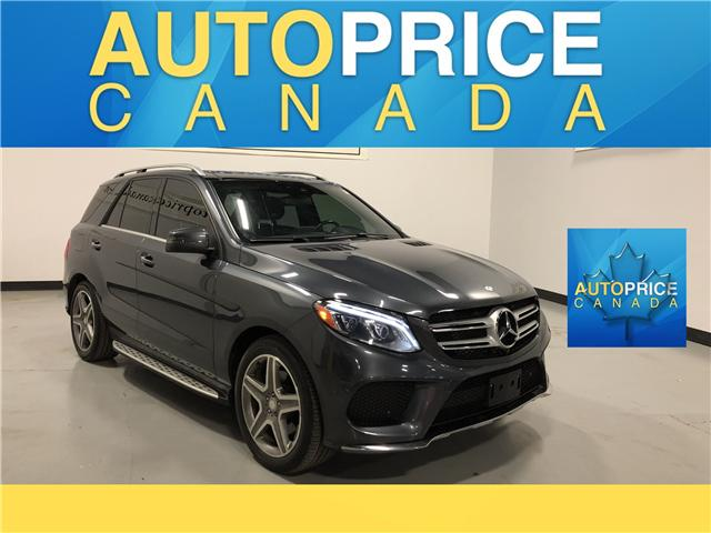 2016 Mercedes-Benz GLE-Class Base (Stk: B9836) in Mississauga - Image 1 of 29