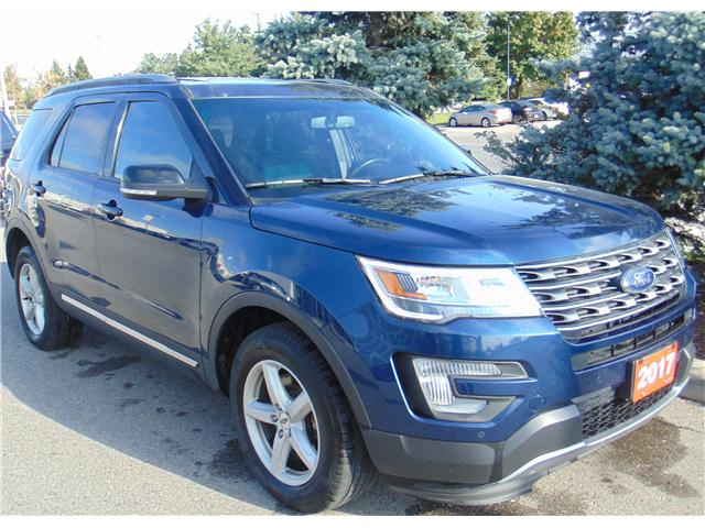 2017 Ford Explorer XLT (Stk: A81261T) in Brampton - Image 1 of 17