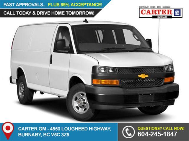 2018 Chevrolet Express 3500 Work Van (Stk: N8-80750) in Burnaby - Image 1 of 1