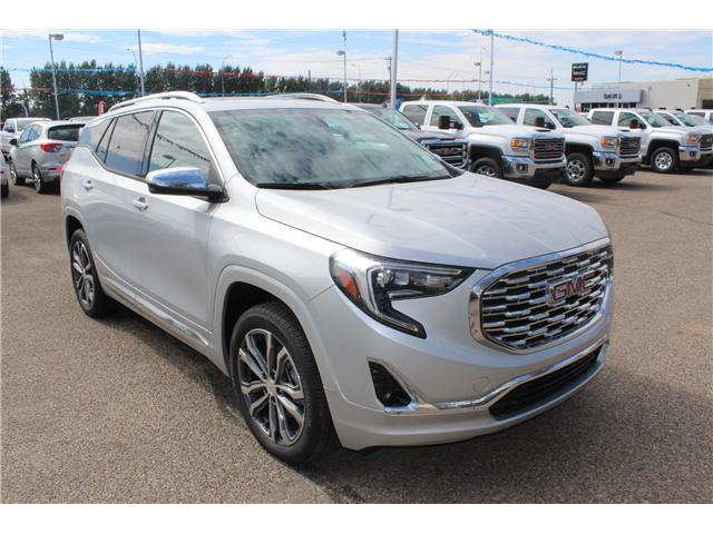 2019 GMC Terrain Denali (Stk: 167711) in Medicine Hat - Image 1 of 26