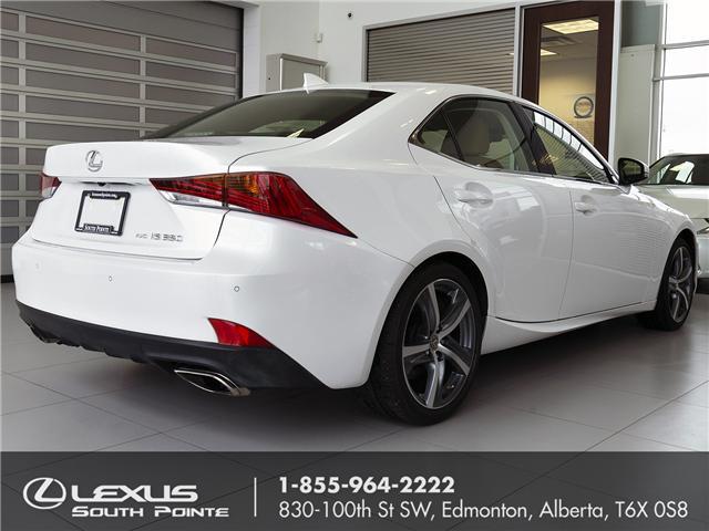 2017 Lexus IS 350  (Stk: L800445A) in Edmonton - Image 4 of 20