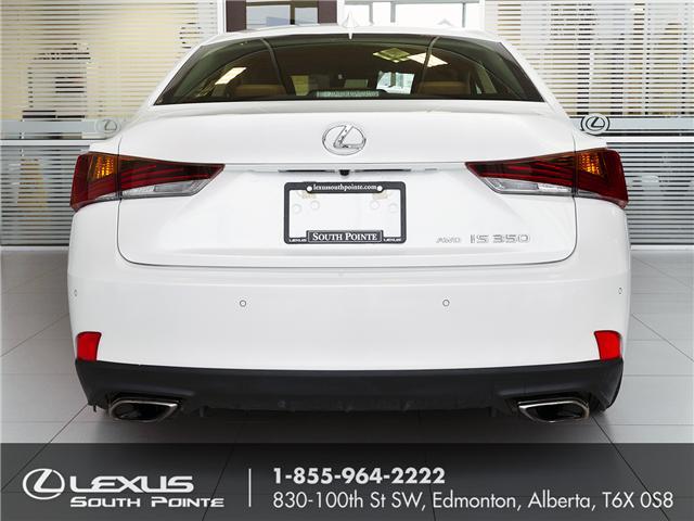 2017 Lexus IS 350  (Stk: L800445A) in Edmonton - Image 5 of 20