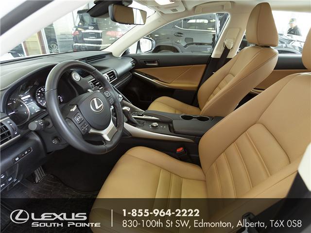 2017 Lexus IS 350  (Stk: L800445A) in Edmonton - Image 9 of 20