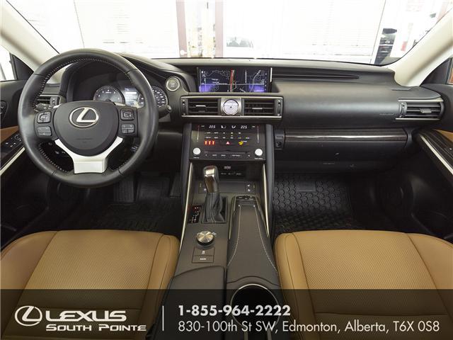 2017 Lexus IS 350  (Stk: L800445A) in Edmonton - Image 11 of 20