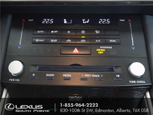 2017 Lexus IS 350  (Stk: L800445A) in Edmonton - Image 14 of 20