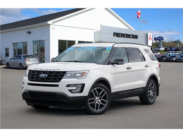 2017 Ford Explorer Sport (Stk: 180870A) in Fredericton - Image 1 of 29