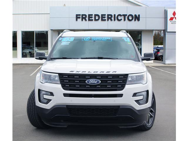 2017 Ford Explorer Sport (Stk: 180870A) in Fredericton - Image 2 of 29
