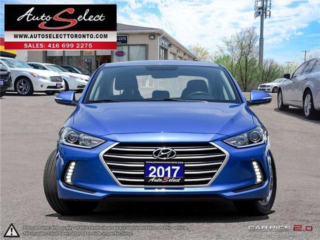 2017 Hyundai Elantra  (Stk: 17HB4813) in Scarborough - Image 2 of 28