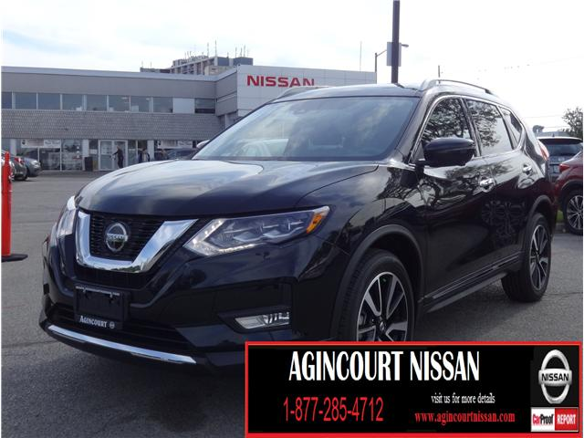 2018 Nissan Rogue SL w/ProPILOT Assist (Stk: U12271) in Scarborough - Image 1 of 30