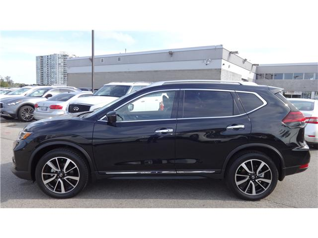 2018 Nissan Rogue SL w/ProPILOT Assist (Stk: U12271) in Scarborough - Image 2 of 30