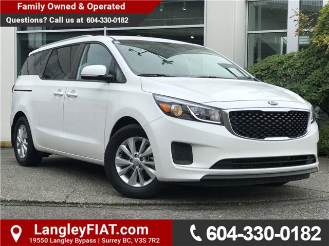 2018 Kia Sedona LX (Stk: LF009020) in Surrey - Image 1 of 30