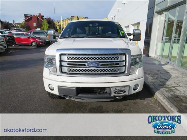 2013 Ford F-150 Platinum (Stk: JK-238AA) in Okotoks - Image 2 of 21