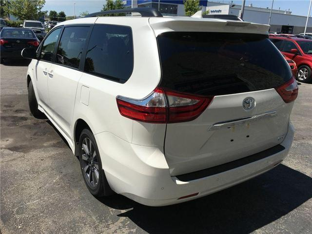 2018 Toyota Sienna AWD LIMITED (Stk: 41478) in Brampton - Image 12 of 27